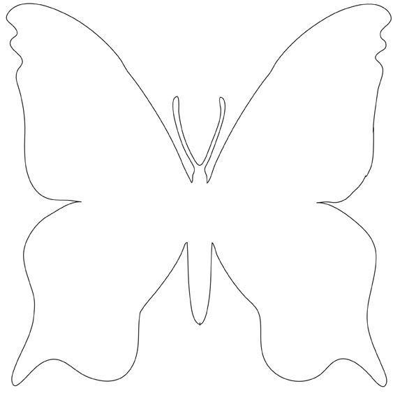 Gabarit page 5 - Modele de papillon a imprimer ...