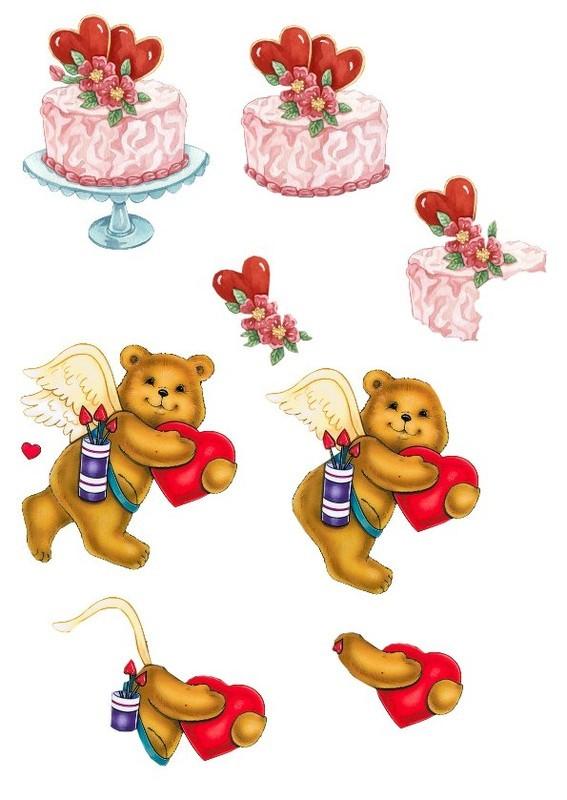 3d saint valentin